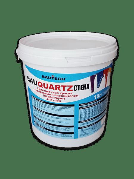 BAUQUARTZ - грунтовочная краска белого цвета. Представляет собой смесь кварцевого зерна, наполнителей и добавок в водной дисперсии акриловой основы. Адгезионная грунтующая краска применяется для предварительной обработки оснований с целью их укрепления и увеличения адгезии для внутренних и наружных работ. Применяется для создания контактного слоя на слабовпитывающих основаниях: бетон, гипсокартон, цемент, кирпич и др. гладких, плотных и слабовпитывающих оснований. Увеличивает адгезию покрытий к основанию  Снижает водопоглощение основания  Высокая укрывистость  Применим для финишных отделочных материалов  Готов к применению  Не содержит органических растворителей